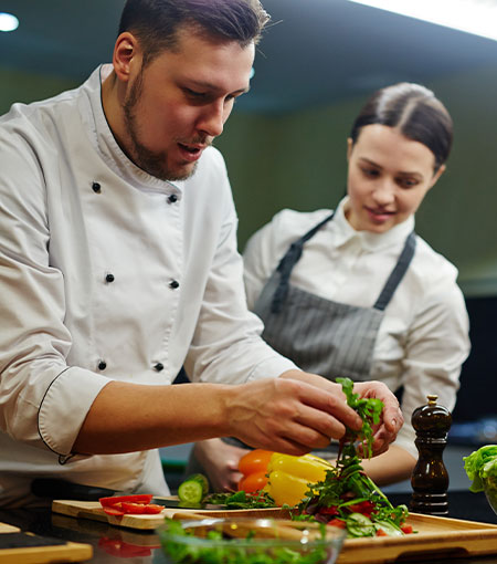 Cours de cuisine à Beauvais